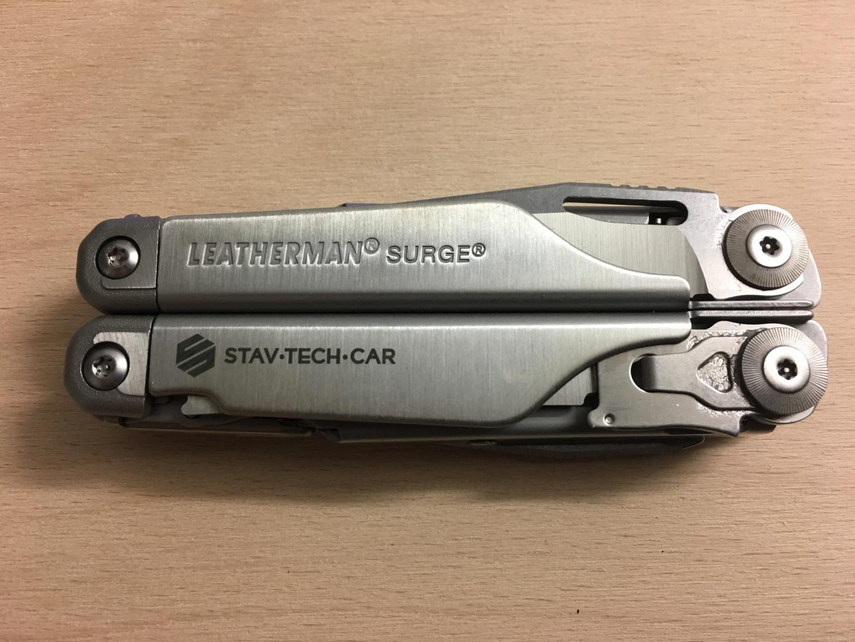 gravírovaný multifunkční nůž LEATHERMAN