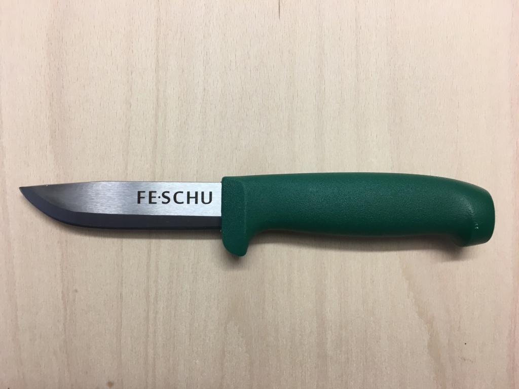 gravírovaný nůž s čepelý z nerezové oceli